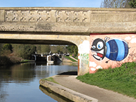 Grand Union Canal Lock 32